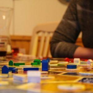 Idee: Spieleabende für Erwachsene