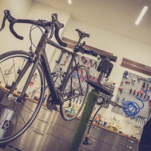 Idee: Fahrrad-Fit Werkstatt