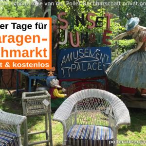 Idee: Hof und Garagen-Flohmarkt